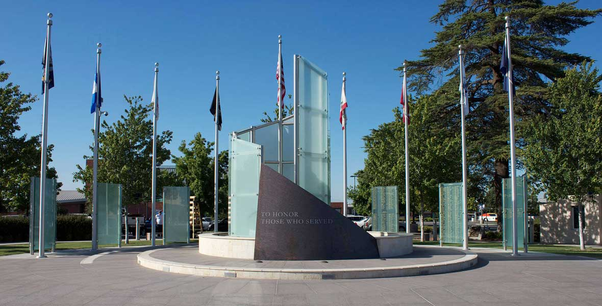 Kern County War Memorial